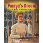 【预订】Manya's Dream: A Story of Marie Curie
