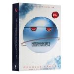 【中商原版】银河系漫游指南合集(三部曲)英文原版 Hitchhiker's Guide to Galaxy Dougl