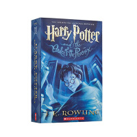 HARRY POTTER AND THE ORDER OF THE PHOENIX (哈利波特与凤凰社)-campus( 货号:0439358078981)