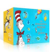 英文原版绘本 Wonderful World of Dr Seuss苏斯博士20小开本精装Collins科林斯儿童英语