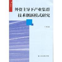 外资下产业集群技术创新模式研究 王雷 上海远东出版社 9787547607282
