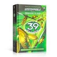 英文原版进口漫画书 The 39 Clues: Unstoppable Book 1: Nowhere to Run39