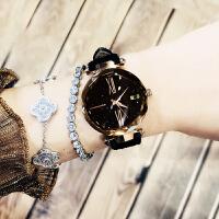 2018新款手表女款星空时尚简约女士手表