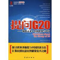 【正版二手书旧书9成新左右】提问G20-----洞悉未来十年的世界与中国9787505118836