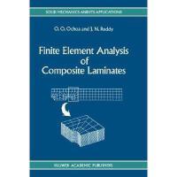 【预订】Finite Element Analysis of Composite Laminates