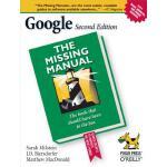 【预订】Google: The Missing Manual: The Missing Manual