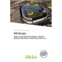 【预订】Bill Burgo