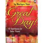 【预订】Great Day!: 10 Spirituals for Solo Piano
