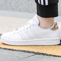 Adidas阿迪达斯女鞋秋季新款小白鞋低帮板鞋运动休闲鞋F36223