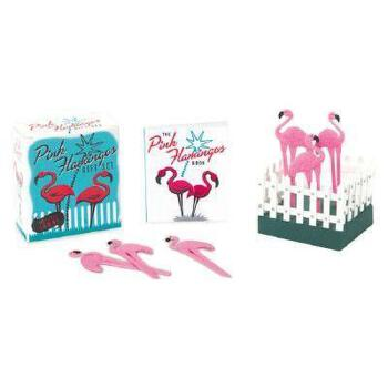 【预订】Pink Flamingo Gift Set [With Other] 美国库房发货,通常付款后3-5周到货!