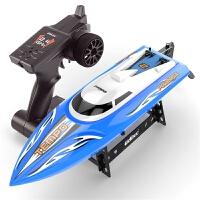 遥控船快艇玩具船模型高速充电动无线游艇轮船儿童男孩