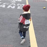 男童毛呢外套秋冬2018新款韩版宝宝童装儿童加绒加厚呢子大衣洋气