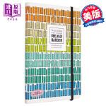 【中商原版】努力阅读吧!我的阅读笔记本 英文原版 Read Harder (a Reading Log): Track