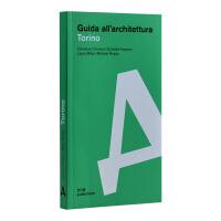 Torino. Guida all'architettura 都灵 建筑指南 公共建筑 标志性建筑设计指南书籍