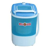 申花洗衣机 XPB30-2008D 迷你洗衣机小型家用儿童学生小洗衣机 洗脱两用单桶带甩干 全铜电机 透明可视 可脱水 3.0公斤 厂家直销
