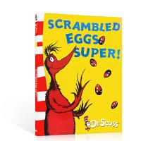 英文原版 DR.seuss:Scrambled Eggs Super 苏斯博士系列 3-6岁 汪培�E廖采杏吴敏兰推荐书