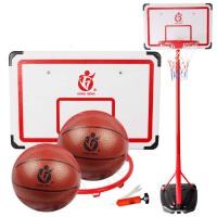 3.0米可投标准篮球架 室内户外可升降儿童投篮框架