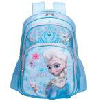 迪士尼 冰雪奇缘 小学生书包1-3-6年级 女童双肩背包 SP20304