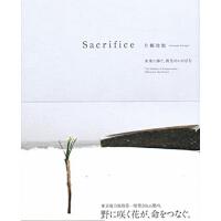 【二手原版 9成新】日文原版《Sacrifice 片桐功敦献给未来 再生的插花 片桐功敦》