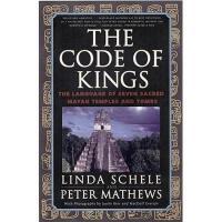 【预订】The Code of Kings: The Language of Seven Sacred Maya