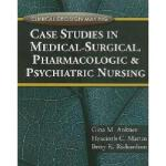 【预订】Case Studies in Medical-Surgical, Pharmacologic, and