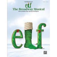 【预订】Elf: The Broadway Musical