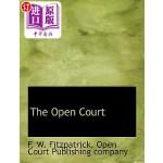【中商海外直订】The Open Court