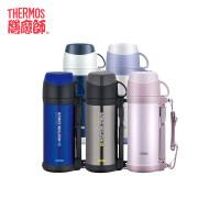 THERMOS/膳魔师不锈钢保温杯瓶户外大容量男女士便携壶旅行水杯子FFW-1000