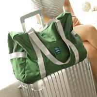 折叠旅行包女手提包健身包大容量短途旅游包登机包旅行行李包