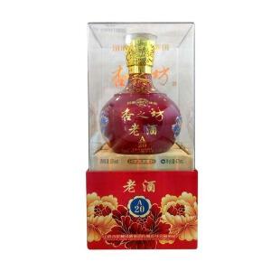 杏花村 杏之坊老酒A20(红色款)清香型白酒 53度 475ML