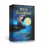 英文原版 The Graveyard Book 坟场之书 雨果奖得奖长篇小说奖 纽伯瑞金奖 作者Neil Gaiman