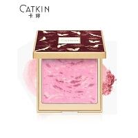 粉裸妆提亮肤色自然高光修容胭脂膏