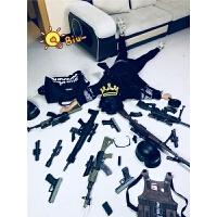 ak47*水晶弹玩具冲锋儿童玩具枪男孩子玩具手抢