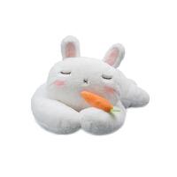 萝卜兔毛绒玩具兔公仔玩偶娃娃可爱羽绒棉柔软儿童女生日礼物抱枕