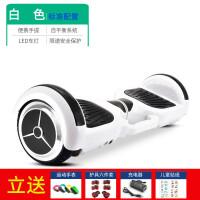 创意新款两轮智能电动平衡车儿童体感双轮扭扭车漂移思维代步车 36V