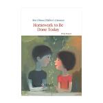 中国儿童文学走向世界精品书系・英文版-今天要写的作业(精装)