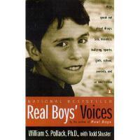 【预订】Real Boys' Voices
