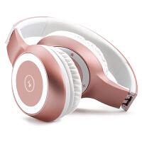 苹果头戴式蓝牙耳机iPhoneX 8重低音7P运动无线音乐插卡SE