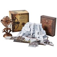 权力的游戏 冰与火之歌 英文原版 Game of Thrones Astrolabe Collector's Edit