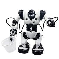 遥控机器人TT323+大号电动会跳舞儿童玩具