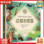动物的家园:世界各地动物生活探 [英]汉娜・潘(Hannah Pang) [英]珍妮・任(Jenny Wren) 重庆