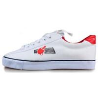 双星大乒乓球鞋男女情侣鞋乒乓球鞋 帆布鞋 训练鞋情侣