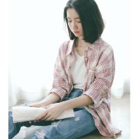 小清新格子衬衫女bf韩国文艺学生开学季长袖上衣衬衣宽松韩范百搭