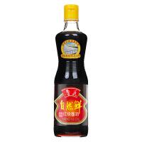 鲁花自然鲜 红烧酱油 500MLX1 非转基因 厨房 调料 调味品