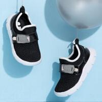 巴拉巴拉男童鞋女运动鞋新款夏透气宝宝儿童鞋网鞋镂空驱蚊鞋