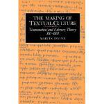 【预订】The Making of Textual Culture: Grammatica and