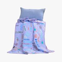 当当优品家纺 可水洗印花单人空调被110X150cm 儿童夏被 多花型可选
