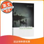 柯林斯经典文学 黑暗之心 英文原版 Collins Classics: Heart Of Darkness 英文文学