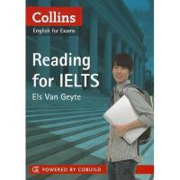【预订】Collins Reading for Ielts