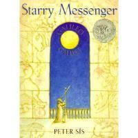 Starry Messenger: Galileo Galilei 英文原版儿童书 星际信使――伽利略・伽利雷(1997